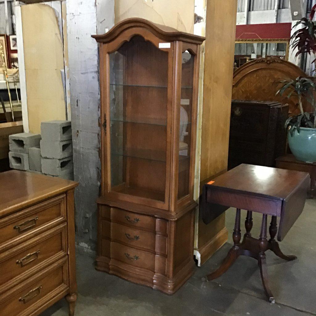 Curio, cabinet, display