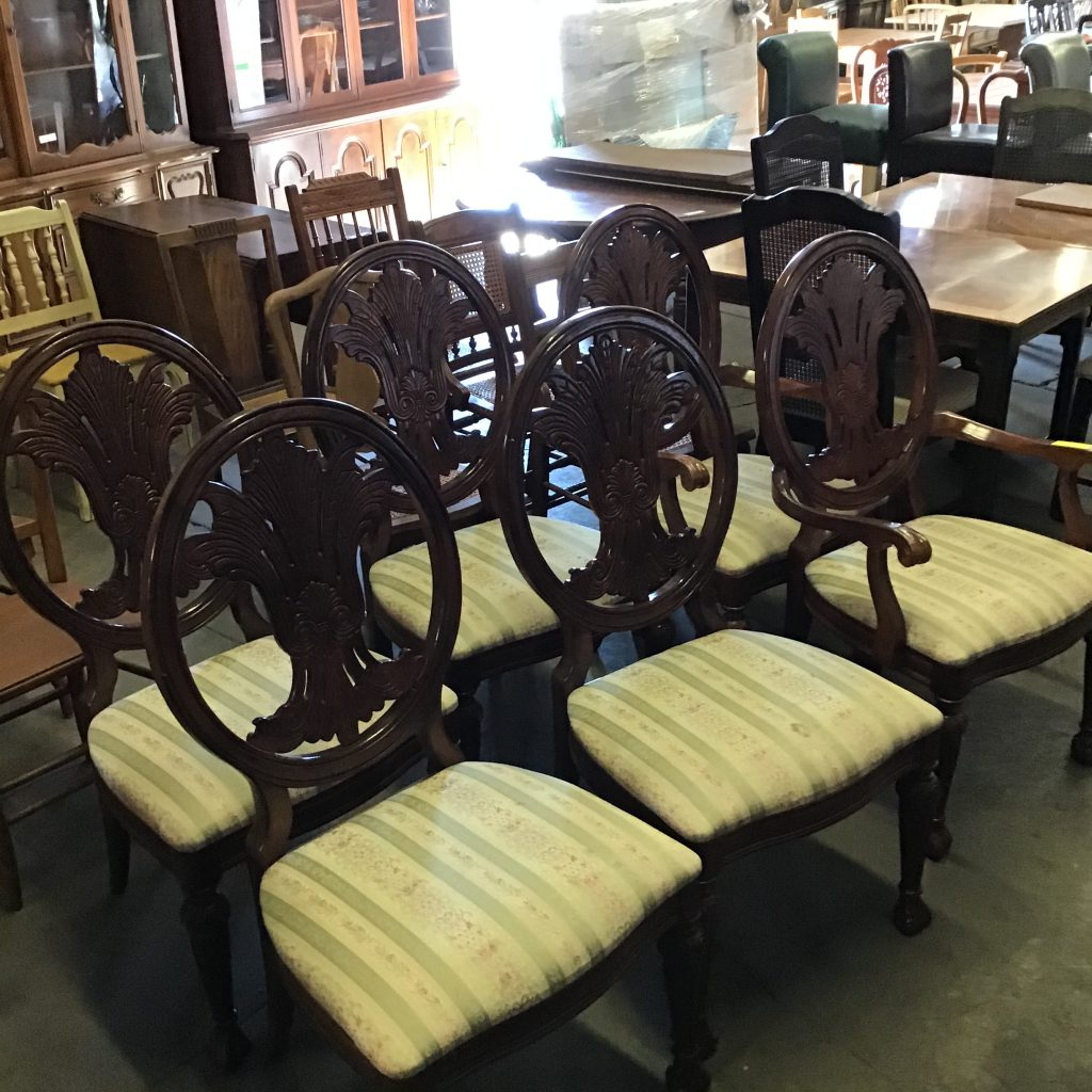 chairs dining wood