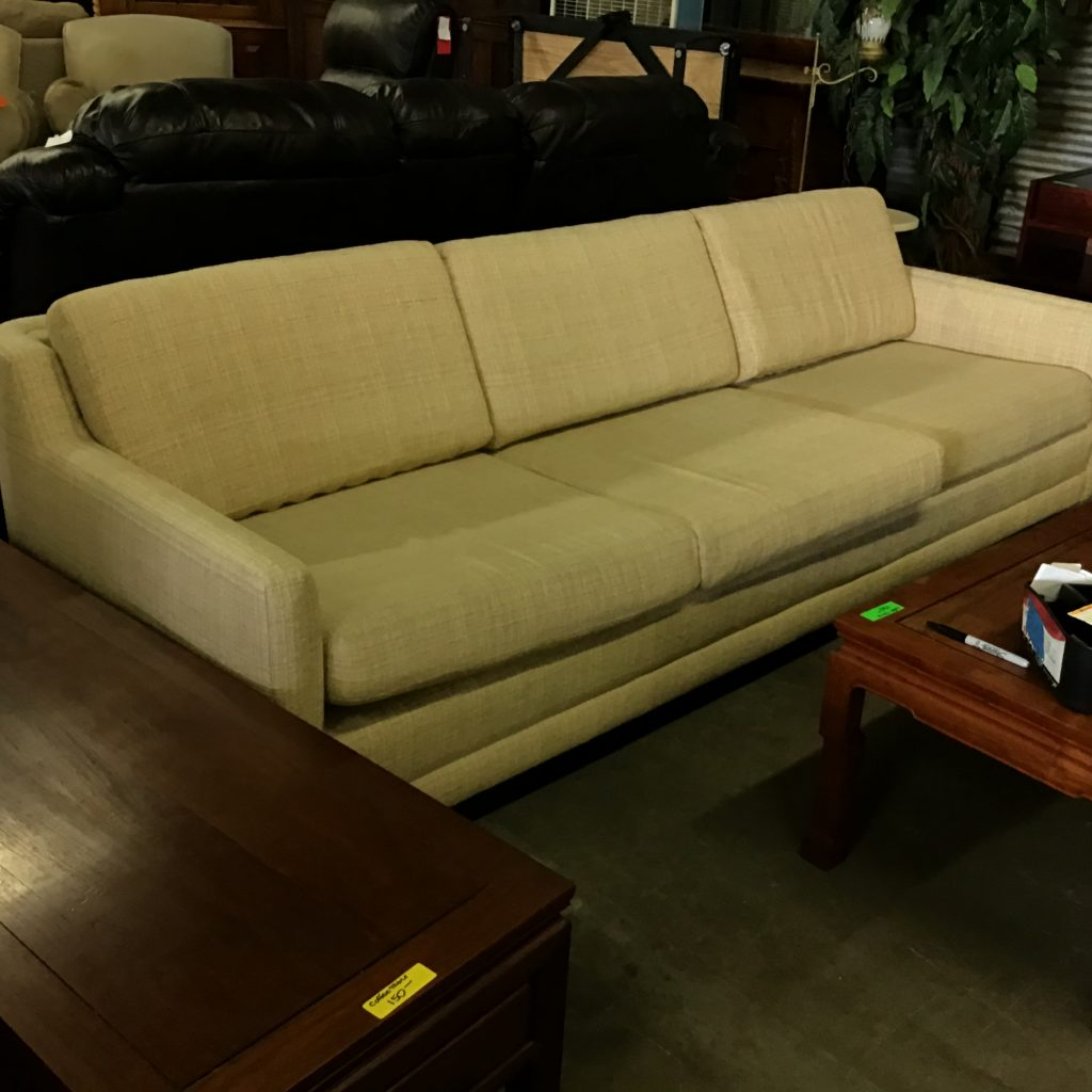 Vintage sofa couch seating